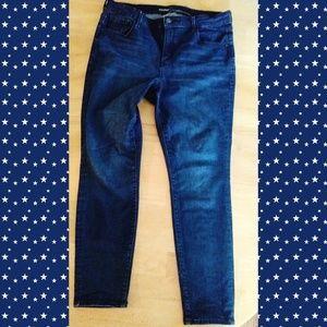 Old Navy Rockstar Skinny Jeans Size 16